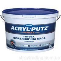 Acryl-Putz шпатлевка финишная (готовая) - 27 кг