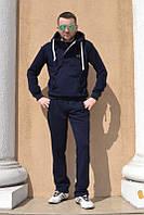 Качественный мужской трикотажный спортивный костюм от производителя (трехнитка)