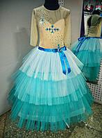 """Платье нарядное """"Стэфани"""" р.122-134"""