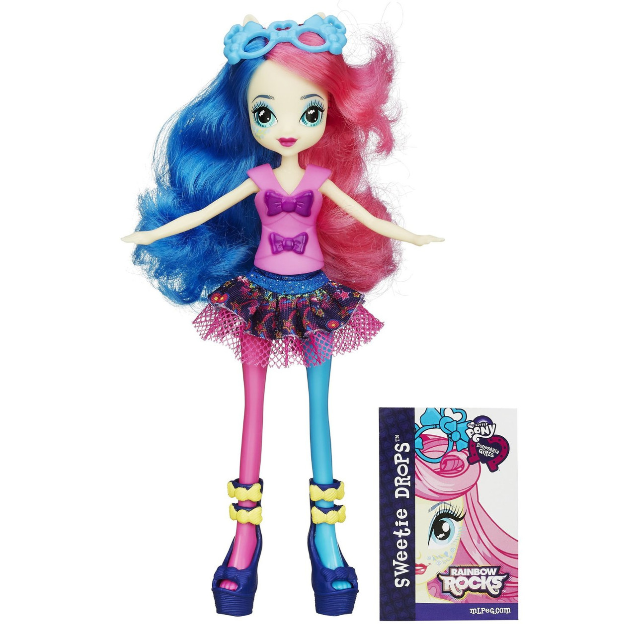 Hasbro My Little Pony Equestria Girls Кукла Свити Дропс (Sweetie Drops