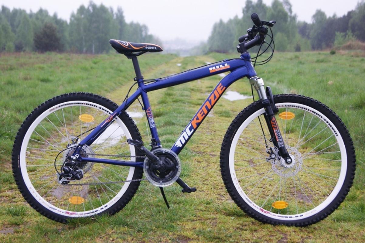 Велосипед горный MIFA HILL 500
