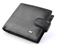 Мужской кожаный кошелек портмоне ST