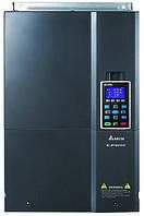 Преобразователь частоты Delta Electronics, 55 кВт, 400В,3ф.,векторный,c ПЛК, VFD450CP43S-21