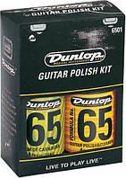 Набор средств по уходу за гитарой DUNLOP 6501 GUITAR POLISH KIT