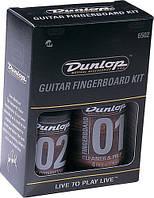 Набор средств по уходу за гитарой DUNLOP 6502 GUITAR FINGERBOARD KIT