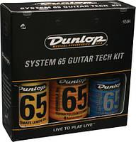 Набор средств по уходу за гитарой DUNLOP 6504 GUITAR TECH KIT