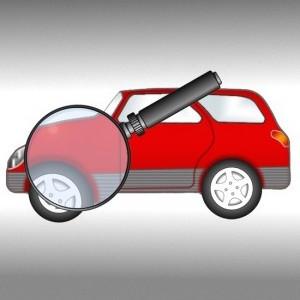 Как распознать при покупке, что авто было в аварии