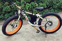 Электровелосипед, Fat Bike