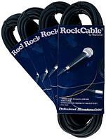Кабель микрофонный ROCKCABLE RCL30315 D6