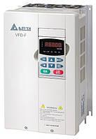 Преобразователь частоты Delta Electronics, 22 кВт, 460В,3ф.,векторный,VFD370B43A