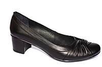 Классические туфли из натуральной кожи, комфорт, от производителя., фото 1