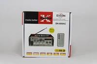 Усилитель звука AMP 808, усилитель мощности звука, портативный усилитель мощности звука