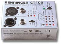 Тестер BEHRINGER CT100