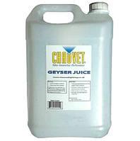 Жидкий дым CHAUVET Geyser Juice GJ5