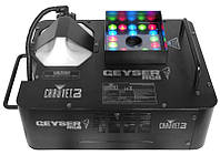 Дым машина CHAUVET Geyser RGB