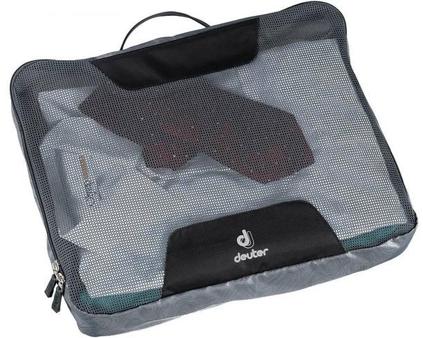 Сумка для укладки вещей Deuter Zip Pack XL titan/black (39740 4100)