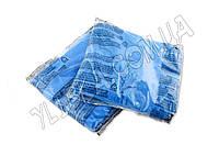 Цветной кинетический песок 1 кг синий (фирменная упаковка)