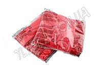 Цветной кинетический песок 1 кг красный (фирменная упаковка)