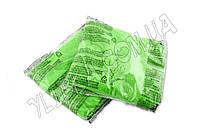 Цветной кинетический песок 1 кг зеленый (фирменная упаковка)