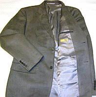Пиджак замшевый ХO (50), фото 1