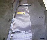 Замшевий піджак ХО (50), фото 2