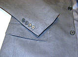 Замшевий піджак ХО (50), фото 3