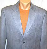 Замшевий піджак ХО (50), фото 4
