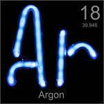 Газ Аргон