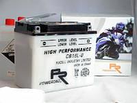 Мото аккумулятор Yucell PoweRoad CB16-B