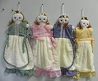 Полотенце-фигурка детское Девочка 25х50 Zastelli