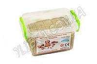 Кинетический песок 1,0( в контейнере )
