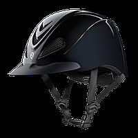 """Шлем, каска """"Liberty"""", США, мужской, для конного спорта, цвет: черный, синий"""