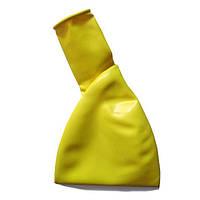 """Большие воздушные шары пастель желтый 36"""" (90 см) B350, фото 1"""