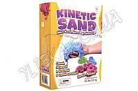 Цветной кинетический песок 3 кг (3 цвета в упаковке)
