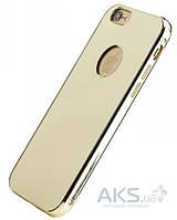 Чехол Rock Infinite Mirror Series Apple iPhone 6, iPhone 6S Gold