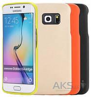 Чехол Rock Vogue Series Samsung G925F Galaxy S6 Edge Orange