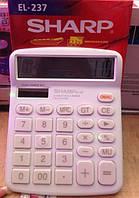 Калькулятор Sharp EL-237 (12 разрядный)