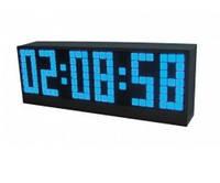 Часы электронные    2189-5 синие