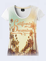 ФУТБОЛКА CALIFORNIA DREAMING, фото 1