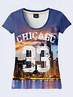 ФУТБОЛКА CHICAGO 33, фото 1
