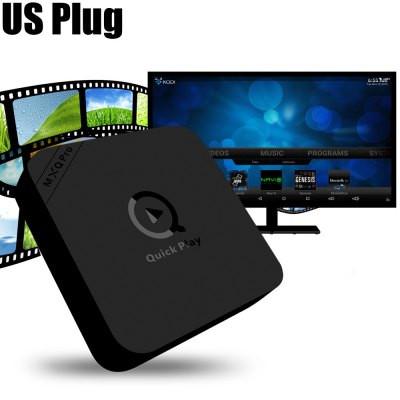 ТВ  Приставка MXQ Plus Android (Amlogic S905), фото 1