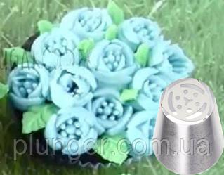 Насадка кондитерська велика, №622, Квітка Тюльпан
