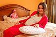 Подушка для беременных и кормления 0333 , фото 6