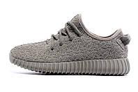 Кроссовки женские беговые Adidas Yeezy Boost 350 Low Moon Grey , фото 1