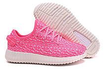 Кроссовки женские Adidas Yeezy Boost 350 Low Pink 2