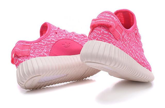 Кроссовки женские Adidas Yeezy Boost 350 Low Pink 2 Оригинал