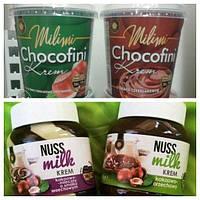 Шоколадная крем паста  Choco fini, Nuss milk