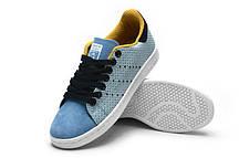Кроссовки женские Adidas Stan Smith  Blue