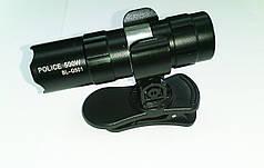 Фонарик-прищепка police BL- 501