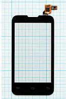Тачскрин сенсорное стекло Prestigio MultiPhone 4020 Duo Black